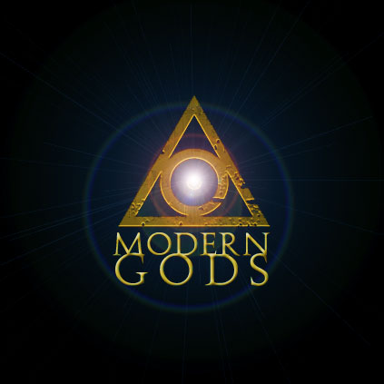 Modern Gods logo