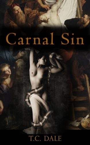 'Carnal Sins' book cover