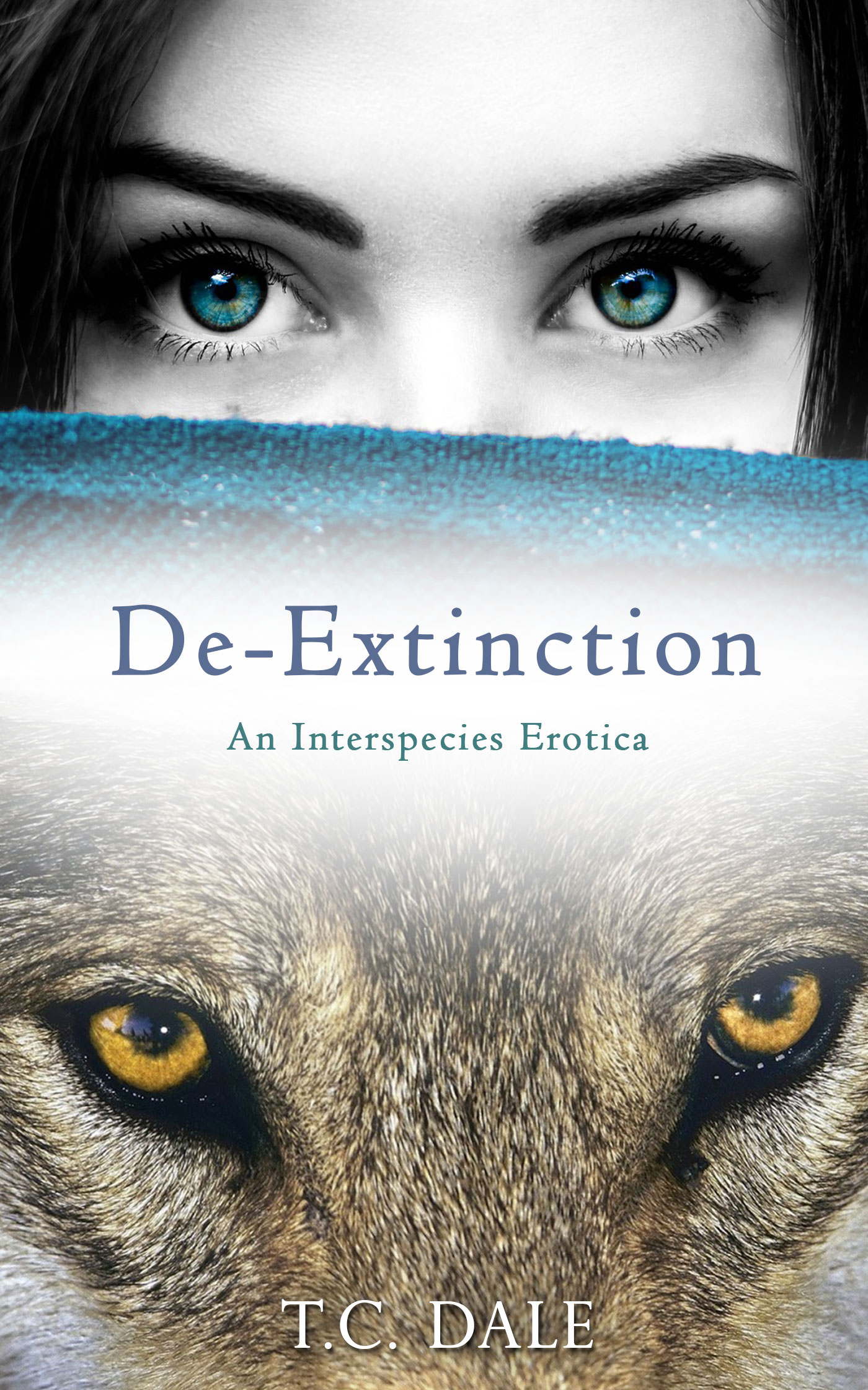 De-Extinction book cover