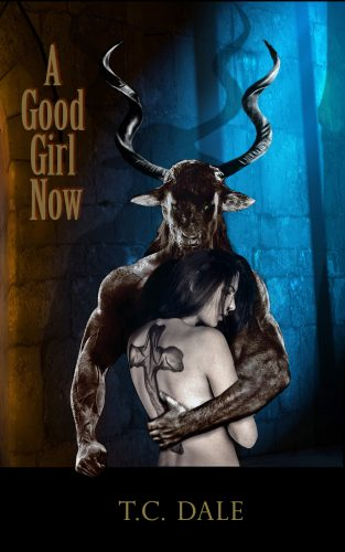 'A Good Girl Now' book cover